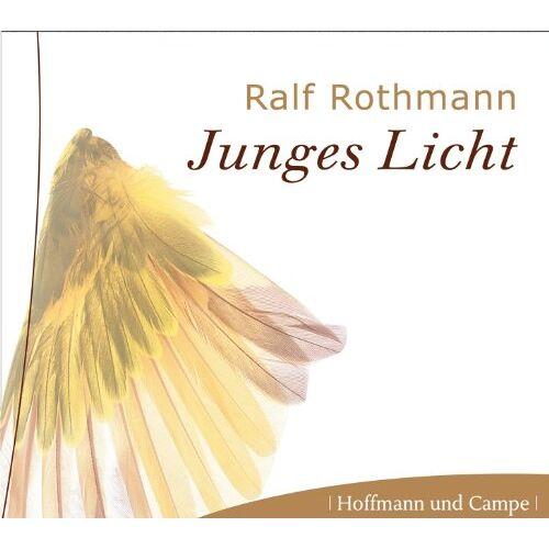 Ralf Rothmann - Junges Licht 4 CDs - Preis vom 20.10.2020 04:55:35 h