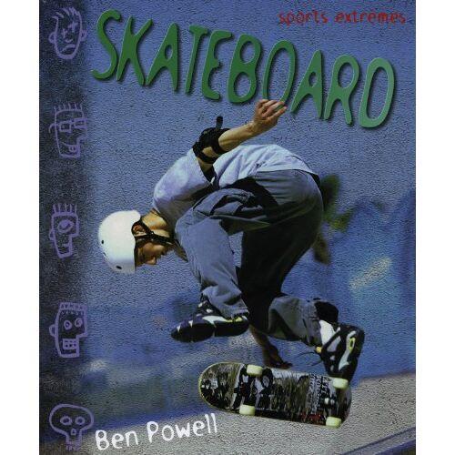 Ben Powell - Skateboard - Preis vom 05.03.2021 05:56:49 h