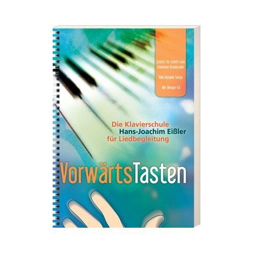 Hans-Joachim Eißler - Vorwärts Tasten: Die Klavierschule für Liedbegleitung - Preis vom 13.05.2021 04:51:36 h