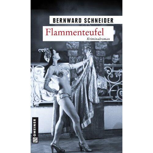 Bernward Schneider - Flammenteufel - Preis vom 21.01.2021 06:07:38 h
