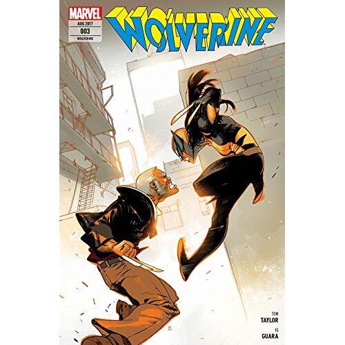 Tom Taylor - Wolverine: Bd. 3 (2. Serie): Wolverine vs. Logan - Preis vom 22.01.2021 05:57:24 h