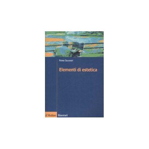 Pierre Sauvanet - Sauvanet, P: Elementi di estetica - Preis vom 09.05.2021 04:52:39 h