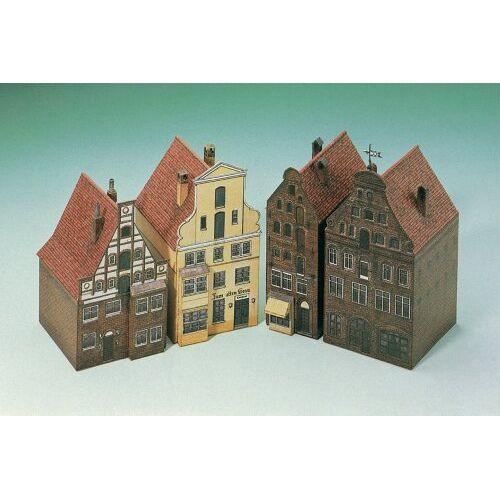 - 4 Häuser aus Lüneburg II - Preis vom 25.02.2021 06:08:03 h