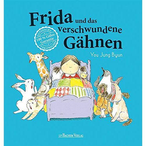 Byun, You Jung - Frida und das verschwundene Gähnen - Preis vom 19.04.2021 04:48:35 h
