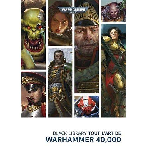 - Tout l'Art de Warhammer 40 000 - Preis vom 08.03.2021 05:59:36 h