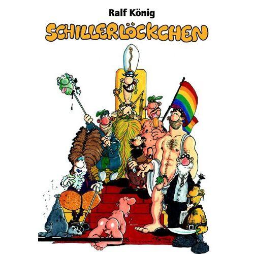 Ralf König - Schillerlöckchen - Preis vom 05.09.2020 04:49:05 h
