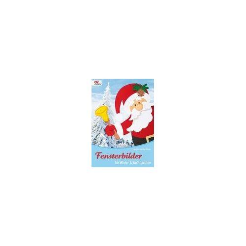 Linde, Kerstin van der - Fensterbilder für Winter & Weihnachten - Preis vom 05.05.2021 04:54:13 h