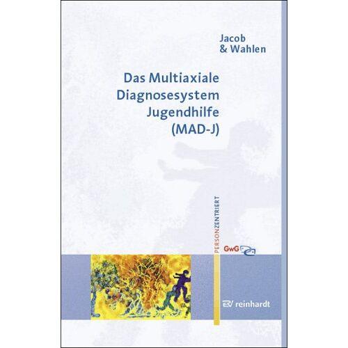 André Jacob - Das Multiaxiale Diagnosesystem Jugendhilfe (MAD-J), m. CD-ROM - Preis vom 20.01.2021 06:06:08 h