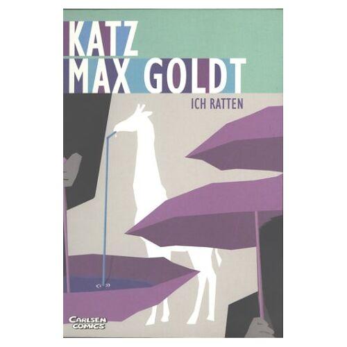 Max Goldt - Ich Ratten - Preis vom 19.04.2021 04:48:35 h