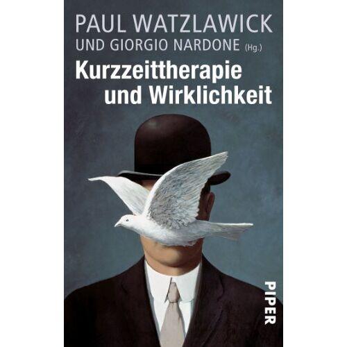 Paul Watzlawick - Kurzzeittherapie und Wirklichkeit: Eine Einführung - Preis vom 23.10.2020 04:53:05 h