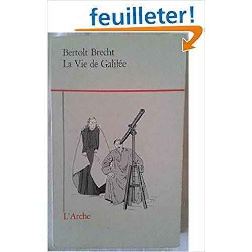 - La Vie de Galilée : Pièce - Preis vom 05.09.2020 04:49:05 h