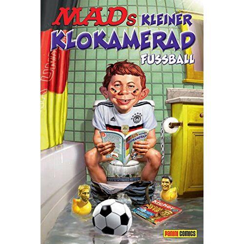 Jo Löffler - MADs kleiner Klokamerad: Fußball - Preis vom 21.10.2020 04:49:09 h