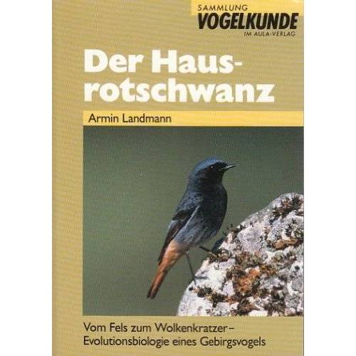 Armin Landmann - Der Hausrotschwanz - Preis vom 05.09.2020 04:49:05 h