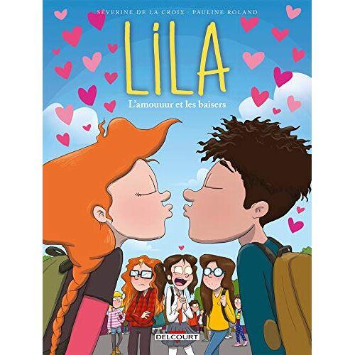 - Lila, Tome 4 : L'Amouuur et les baisers - Preis vom 13.05.2021 04:51:36 h