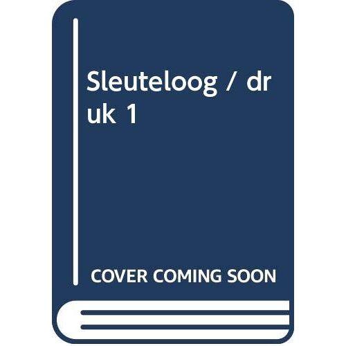 Haasse, Hella S. - Sleuteloog / druk 1 - Preis vom 15.04.2021 04:51:42 h