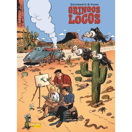 Yann - Gringos Locos: Gringos Locos - Preis vom 15.01.2021 06:07:28 h