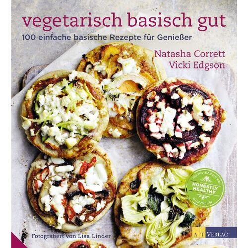 Vicki Edgson - Vegetarisch basisch gut: 100 einfache basische Rezepte für Geniesser - Preis vom 27.02.2021 06:04:24 h
