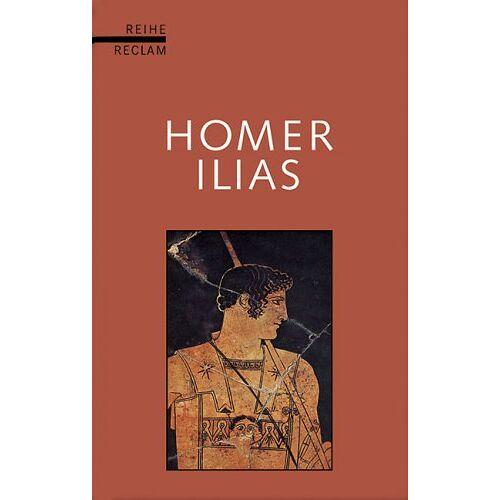 Homer - Ilias - Preis vom 16.04.2021 04:54:32 h