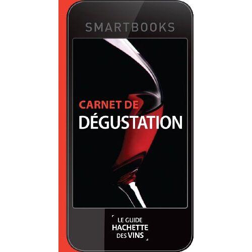 Hachette - Carnet de dégustation - Preis vom 09.05.2021 04:52:39 h