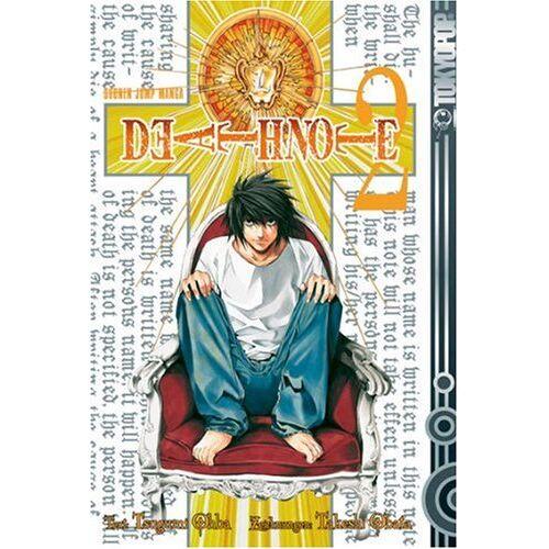 Takeshi Obata - Death Note 2 - Preis vom 18.04.2021 04:52:10 h