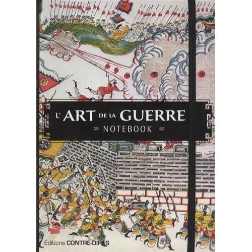 Collectif - Art de la guerre notebook - Preis vom 05.09.2020 04:49:05 h