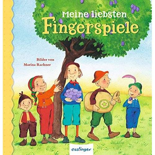Marina Rachner - Meine liebsten ...: Meine liebsten Fingerspiele - Preis vom 12.05.2021 04:50:50 h
