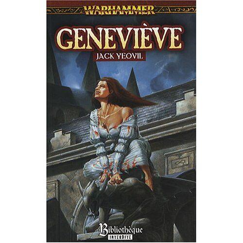 Jack Yeovil - Vampire Geneviève : Tome 2, Geneviève - Preis vom 06.09.2020 04:54:28 h