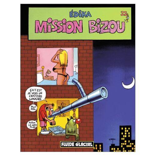 Edika - Edika, Tome 22 : Mission Bizou - Preis vom 20.01.2021 06:06:08 h
