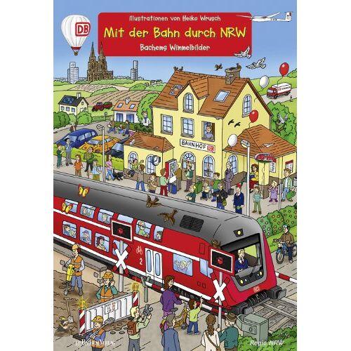 - Mit der Bahn durch NRW: Bachems Wimmelbilder - Preis vom 16.01.2021 06:04:45 h