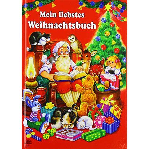 - Mein liebstes Weihnachtsbuch - Preis vom 27.02.2021 06:04:24 h