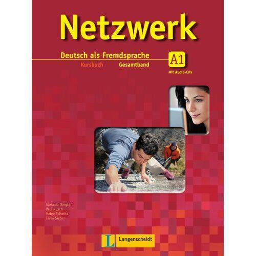 Paul Rusch - Netzwerk / Kursbuch A1 mit 2 Audio-CDs: Deutsch als Fremdsprache - Preis vom 21.10.2019 05:04:40 h