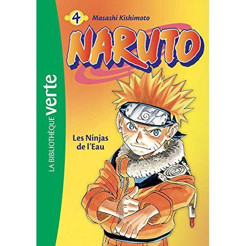 - Naruto 04 NED - Les Ninjas de l'Eau (Naruto (4), Band 4) - Preis vom 20.10.2020 04:55:35 h