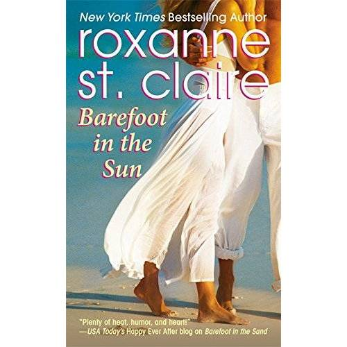 Roxanne St. Claire - Barefoot in the Sun (Barefoot Bay, Band 3) - Preis vom 24.10.2020 04:52:40 h