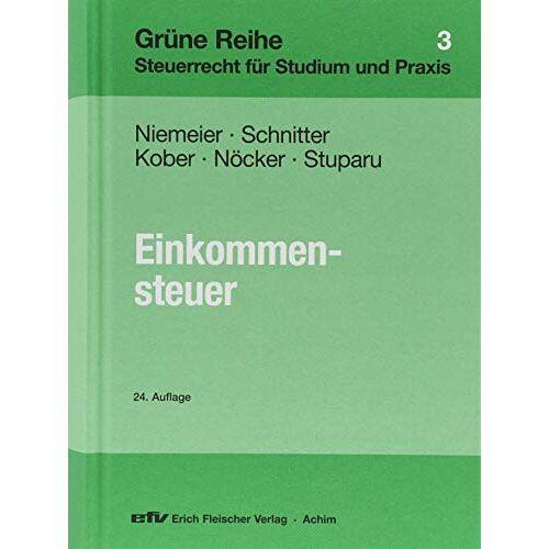 Gerhard Niemeier - Einkommensteuer (Grüne Reihe) - Preis vom 28.02.2021 06:03:40 h