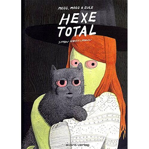 Simon Hanselmann - Hexe Total 1 - Preis vom 05.09.2020 04:49:05 h