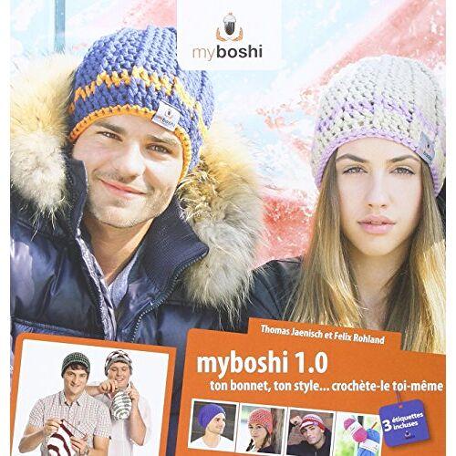 Jaenisch/Rohlan - Myboshi 1 0 Ton Bonnet Ton Style Crochete le Toi Meme - Preis vom 12.05.2021 04:50:50 h