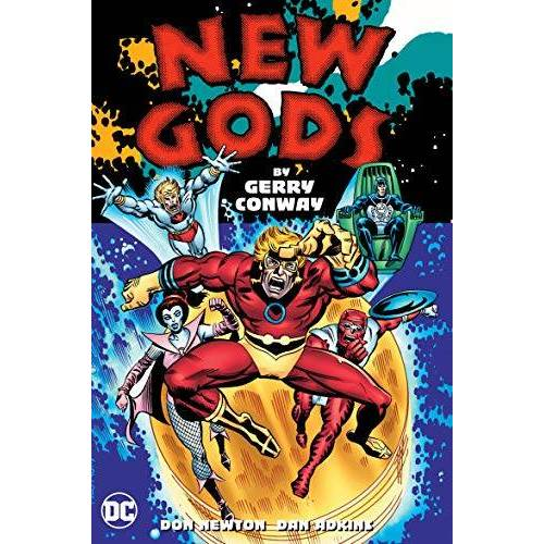 Gerry Conway - New Gods by Gerry Conway - Preis vom 16.04.2021 04:54:32 h