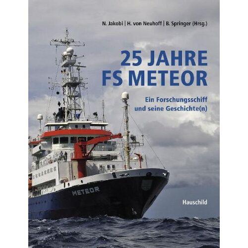 Niels Jakobi - 25 Jahre FS Meteor - Preis vom 06.05.2021 04:54:26 h