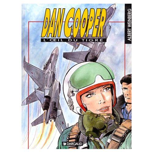 Weinberg - Dan Cooper, Tome 41 : L'oeil du tigre - Preis vom 21.10.2020 04:49:09 h