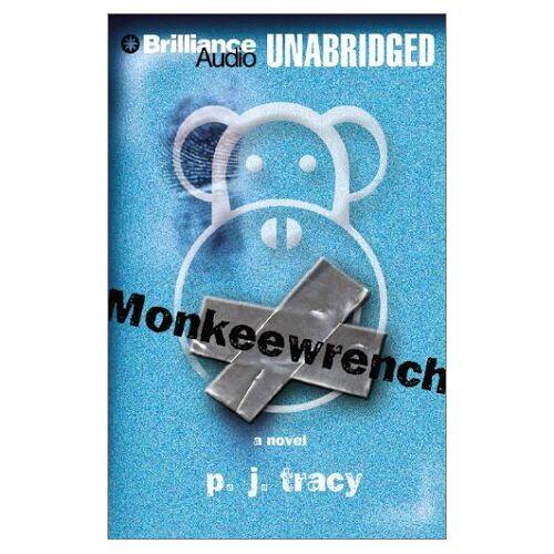 Tracy, P. J. - Monkeewrench - Preis vom 21.10.2020 04:49:09 h
