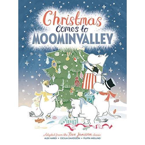 Alex Haridi - Christmas Comes to Moominvalley (Moomins) - Preis vom 21.04.2021 04:48:01 h