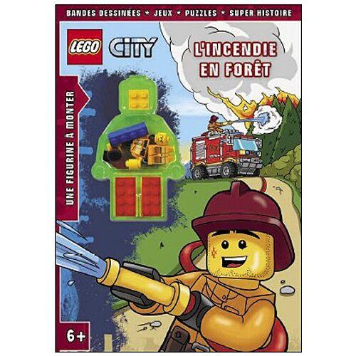 Lego - LEGO CITY FORET N°2 (TOURNON LEGO) - Preis vom 30.03.2020 04:52:37 h