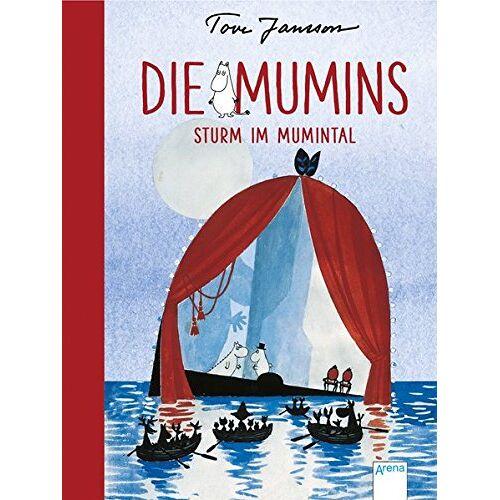 Tove Jansson - Die Mumins (5). Sturm im Mumintal - Preis vom 26.02.2021 06:01:53 h
