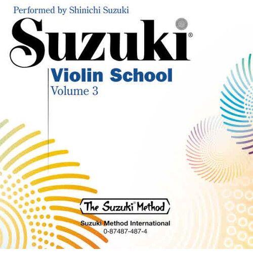 - Suzuki Violin School, Volume 3 (Suzuki Method) - Preis vom 24.06.2020 04:58:28 h