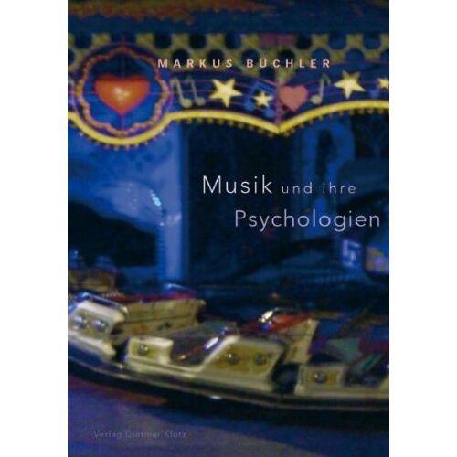 Markus Büchler - Musik und ihre Psychologien - Preis vom 20.10.2020 04:55:35 h