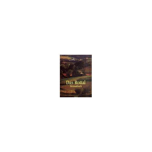 Dieter Vogel - Das Rottal: Heimatbuch - Preis vom 18.10.2020 04:52:00 h