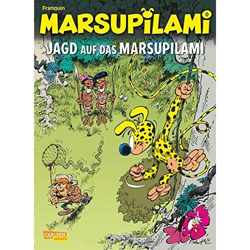André Franquin - Marsupilami, Band 0: Jagd auf das Marsupilami - Preis vom 07.05.2021 04:52:30 h
