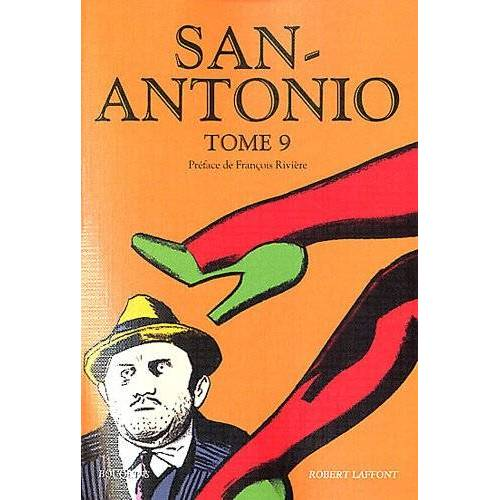 San-Antonio - San-Antonio : Tome 9 - Preis vom 28.02.2021 06:03:40 h