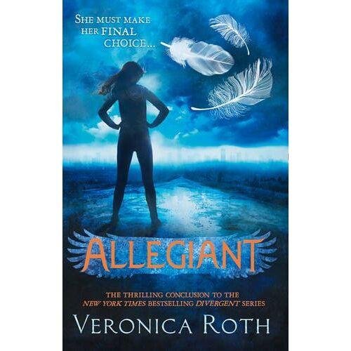 Veronica Roth - Allegiant (Divergent) - Preis vom 12.04.2021 04:50:28 h
