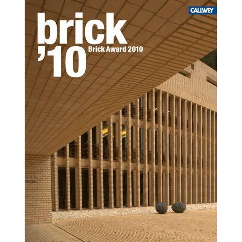 Wienerberger - brick '10: Die beste Ziegelarchitektur - Preis vom 21.10.2020 04:49:09 h